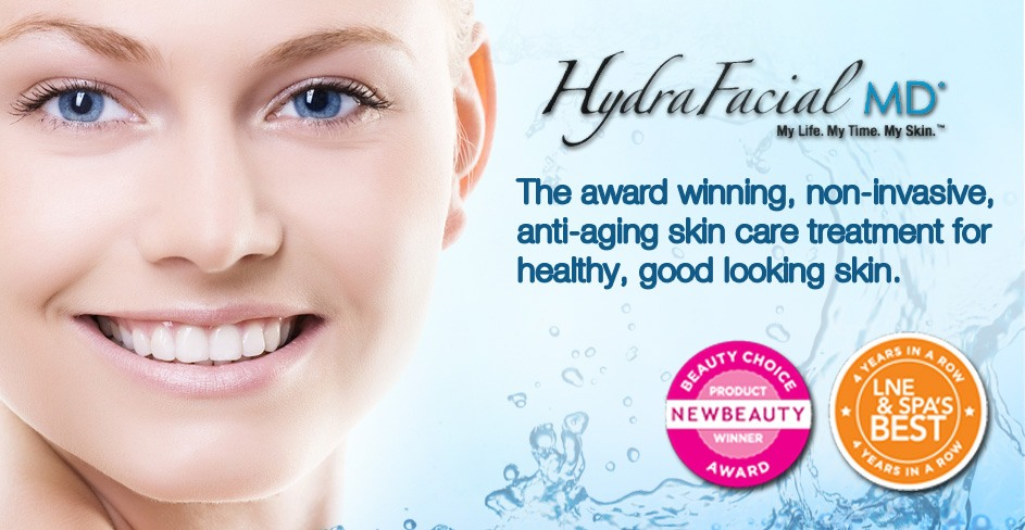 HydraFacial MD goes Holistic